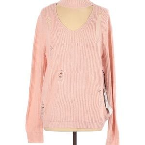Pink sweater NWT